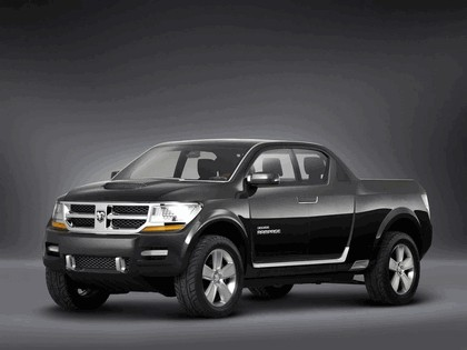 2006 Dodge Rampage concept 1