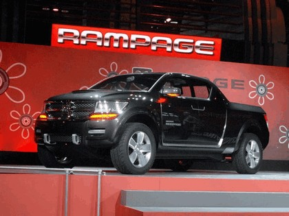 2006 Dodge Rampage concept 14