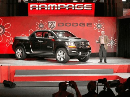 2006 Dodge Rampage concept 15