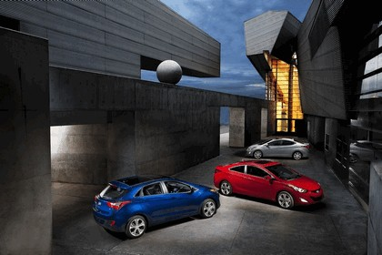 2012 Hyundai Elantra Coupe 11