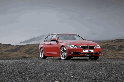 2012 BMW 320d Sport - UK version 1