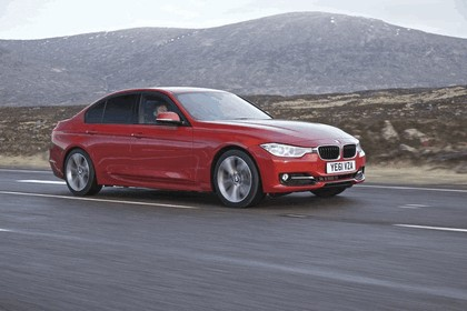 2012 BMW 320d Sport - UK version 5
