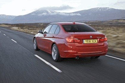 2012 BMW 320d Sport - UK version 6