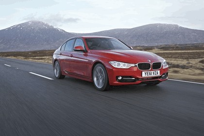 2012 BMW 320d Sport - UK version 7