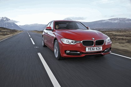 2012 BMW 320d Sport - UK version 8