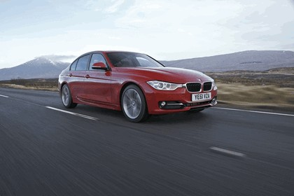 2012 BMW 320d Sport - UK version 9
