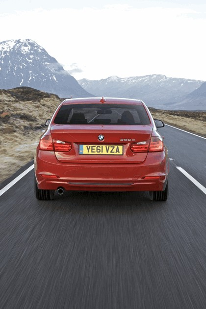 2012 BMW 320d Sport - UK version 12