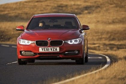 2012 BMW 320d Sport - UK version 16