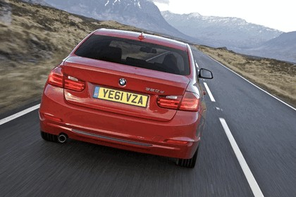 2012 BMW 320d Sport - UK version 18