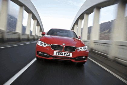 2012 BMW 320d Sport - UK version 20