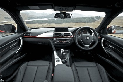 2012 BMW 320d Sport - UK version 27