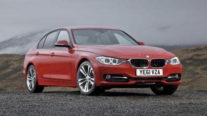 2012 BMW 320d Sport - UK version 1