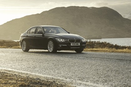 2012 BMW 335i Luxury - UK version 1