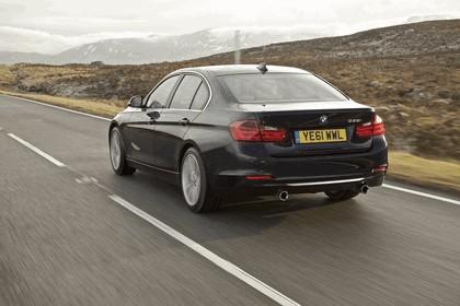 2012 BMW 335i Luxury - UK version 16