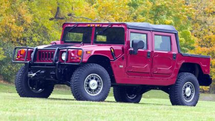 2006 Hummer H1 Alpha Duramax Diesel 9