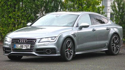 2012 Audi A7 3.0 BiTDi Sport by B&B 6
