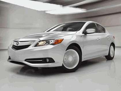 2012 Acura ILX Hybrid 5
