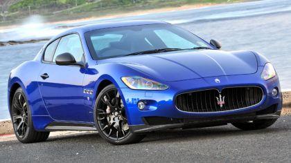 2012 Maserati GranTurismo S - Australian version 6