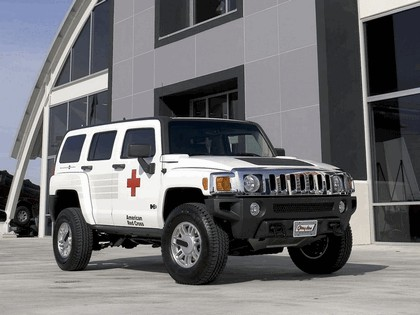 2006 Hummer H3 American Red Cross 5