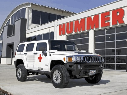 2006 Hummer H3 American Red Cross 6