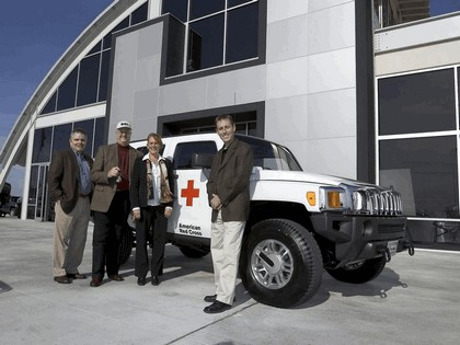 2006 Hummer H3 American Red Cross 7