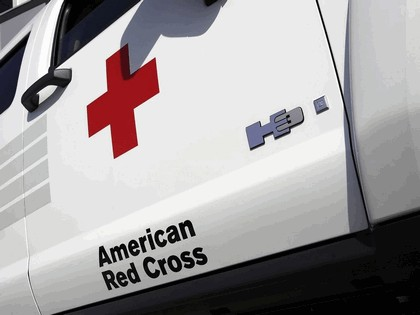 2006 Hummer H3 American Red Cross 9