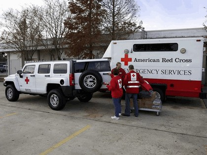 2006 Hummer H3 American Red Cross 10