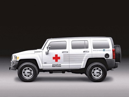 2006 Hummer H3 American Red Cross 13