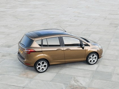 2012 Ford B-Max 6