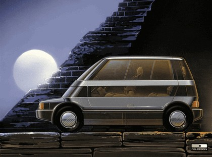 1982 Italdesign Capsula concept 2