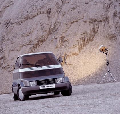 1982 Italdesign Capsula concept 3