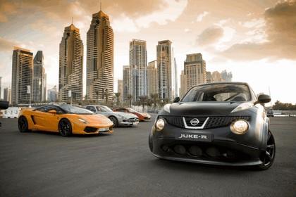 2012 Nissan Juke-R concept - Dubai 1