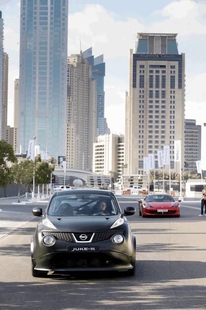 2012 Nissan Juke-R concept - Dubai 5