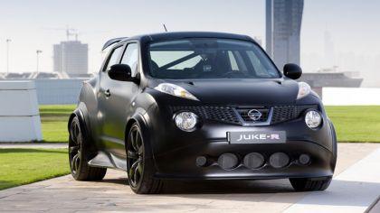 2012 Nissan Juke-R concept - Dubai 6