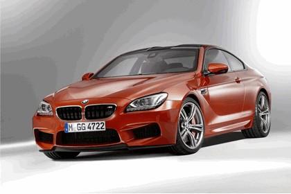 2012 BMW M6 ( F12 ) coupé 1