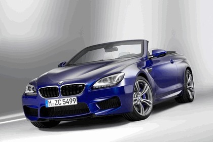 2012 BMW M6 ( F13 ) convertible 1