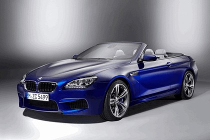 2012 BMW M6 ( F13 ) convertible 2