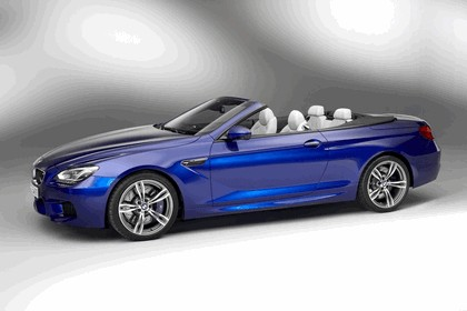 2012 BMW M6 ( F13 ) convertible 3