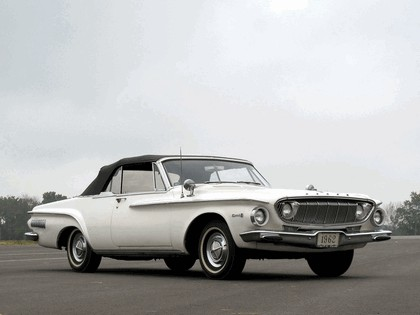 1962 Dodge Dart 440 convertible 1