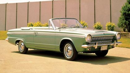 1963 Dodge Dart convertible 2