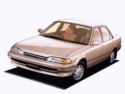 1988 Toyota Carina ( T170 ) 1