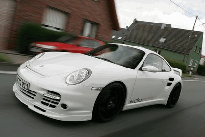 2011 Porsche 911 ( 997 ) Turbo by Edo Competition 64