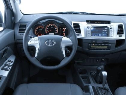 2012 Toyota Hilux SRV Double Cab 9
