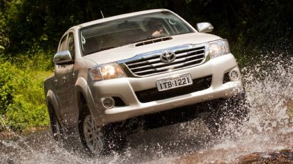 2012 Toyota Hilux SRV Double Cab 9