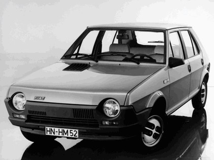 1978 Fiat Ritmo 5-door 4