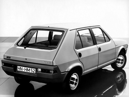 1978 Fiat Ritmo 5-door 5