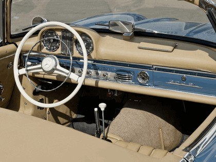 1957 Mercedes-Benz 300 SL ( R198 ) convertible 9