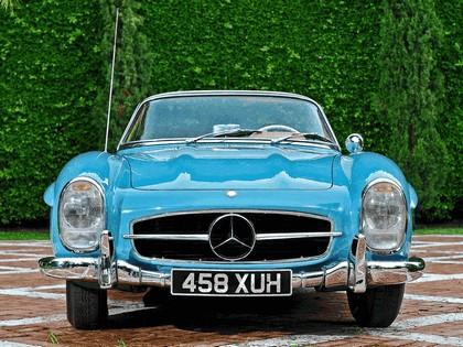 1957 Mercedes-Benz 300 SL ( R198 ) convertible 17