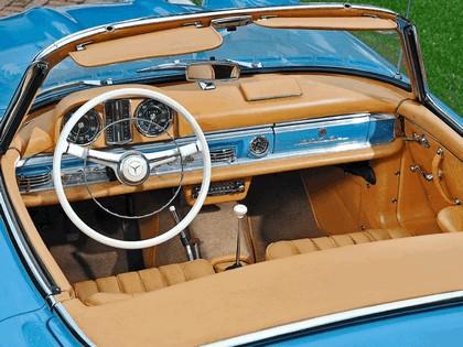 1957 Mercedes-Benz 300 SL ( R198 ) convertible 21