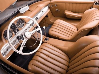1957 Mercedes-Benz 300 SL ( R198 ) convertible 30